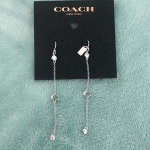 Coach Earrings